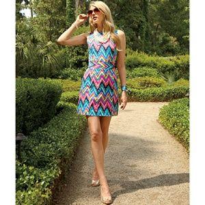 Lilly Pulitzer Kirkland Multi Hearts Dress